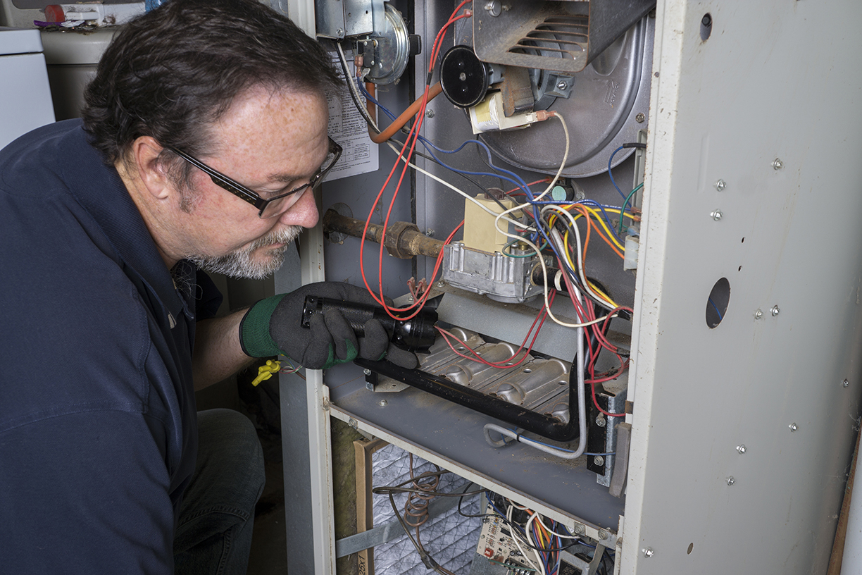 Furnace Repair in Cincinnati Air Authority