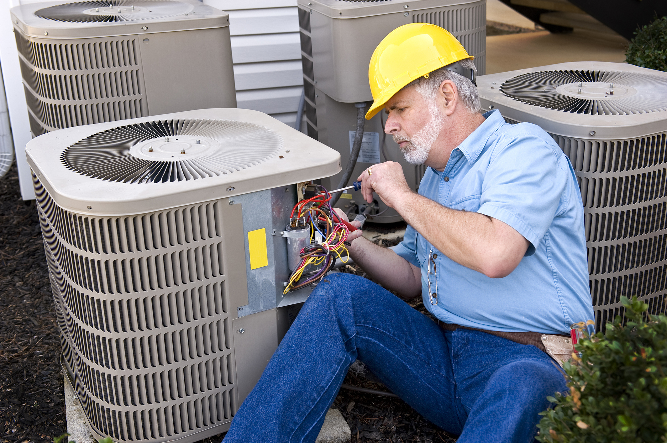 Residential AC Repair Air Authority