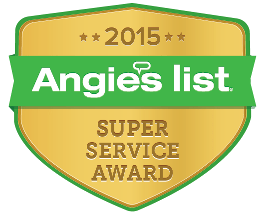 2015 Angie's List Service Support Winner