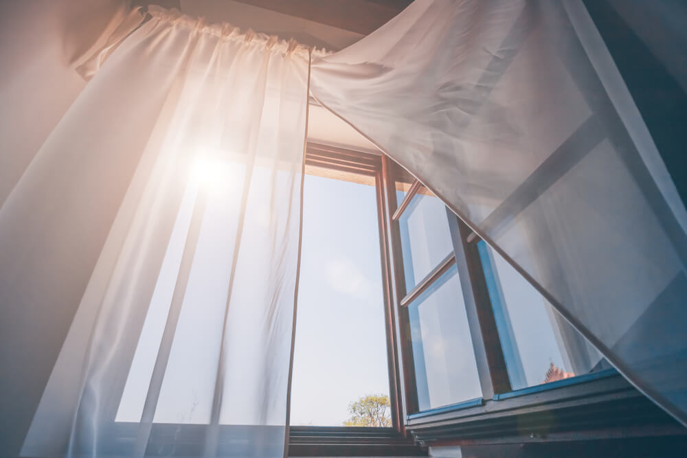 Air Authority Open Window Indoor Air Quality